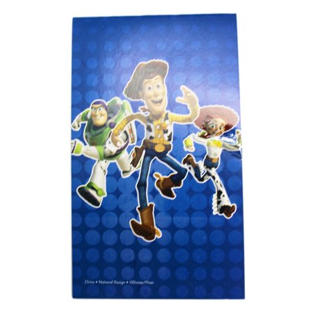 Disney Pixar's Toy Story Flip Page Dark Blue Jessie Notepad (Blue Notepad)