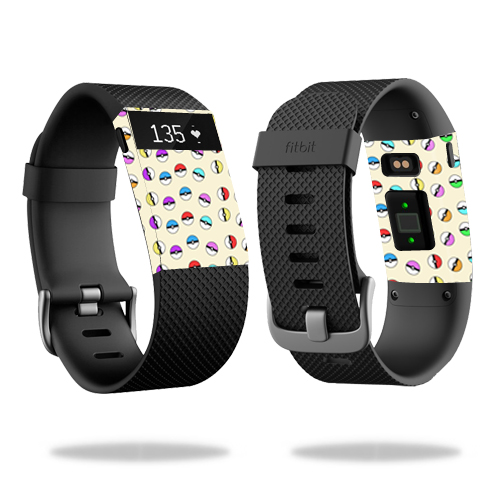 Skin Decal Wrap for Fitbit Charge HR cover skins sticker watch Balling