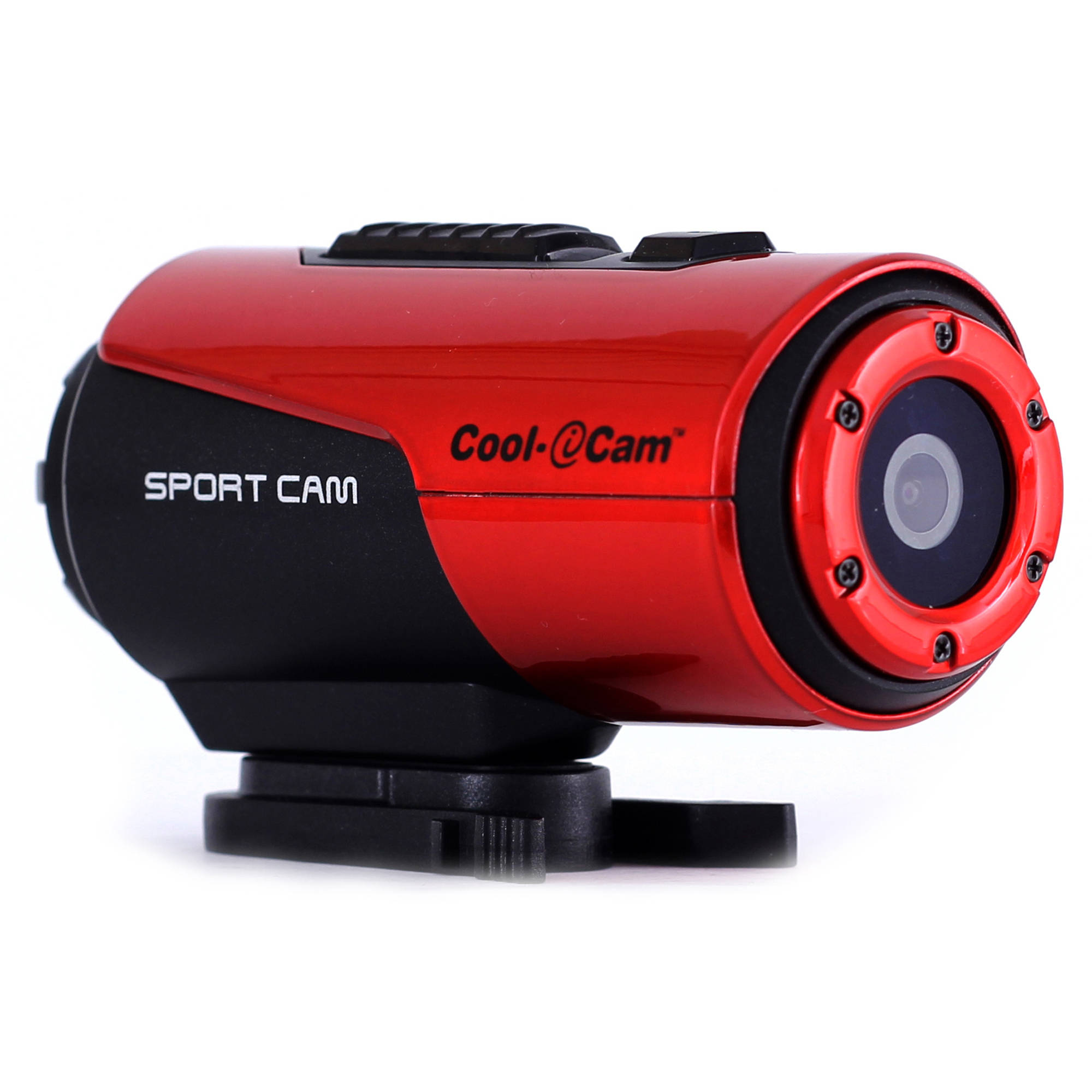 iON America Cool i Cam S3000 Action Camcorder with 720p HD Video, 5 Megapixel Photos and Waterproofing