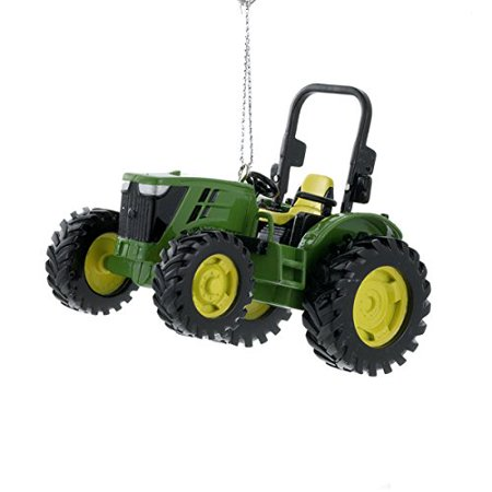 John Deere 2 Inch Utility Tractor Ornament (Best Small Utility Tractor)