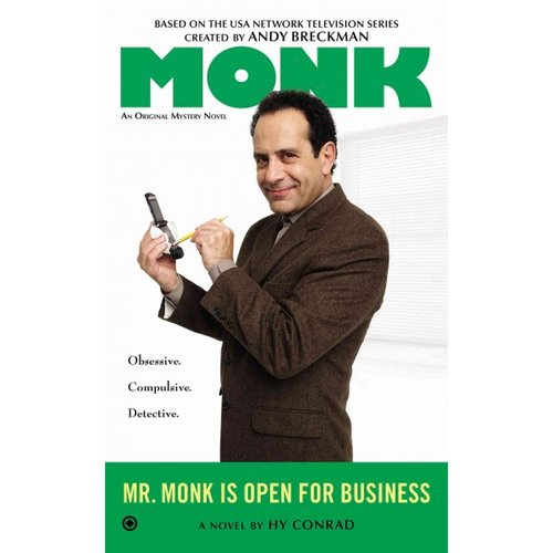 Mr. Monk Is Open for Business