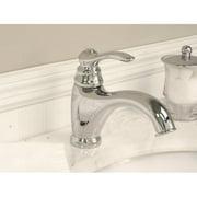 Premier Faucet Sanibel Single Hole Bathroom Faucet