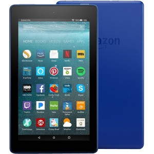 """Amazon Fire 7 7"""" 16GB Tablet - Blue"""