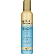 Ogx® Renewing Argan Oil of Morocco Voluminous Mousse 8 oz. Pump