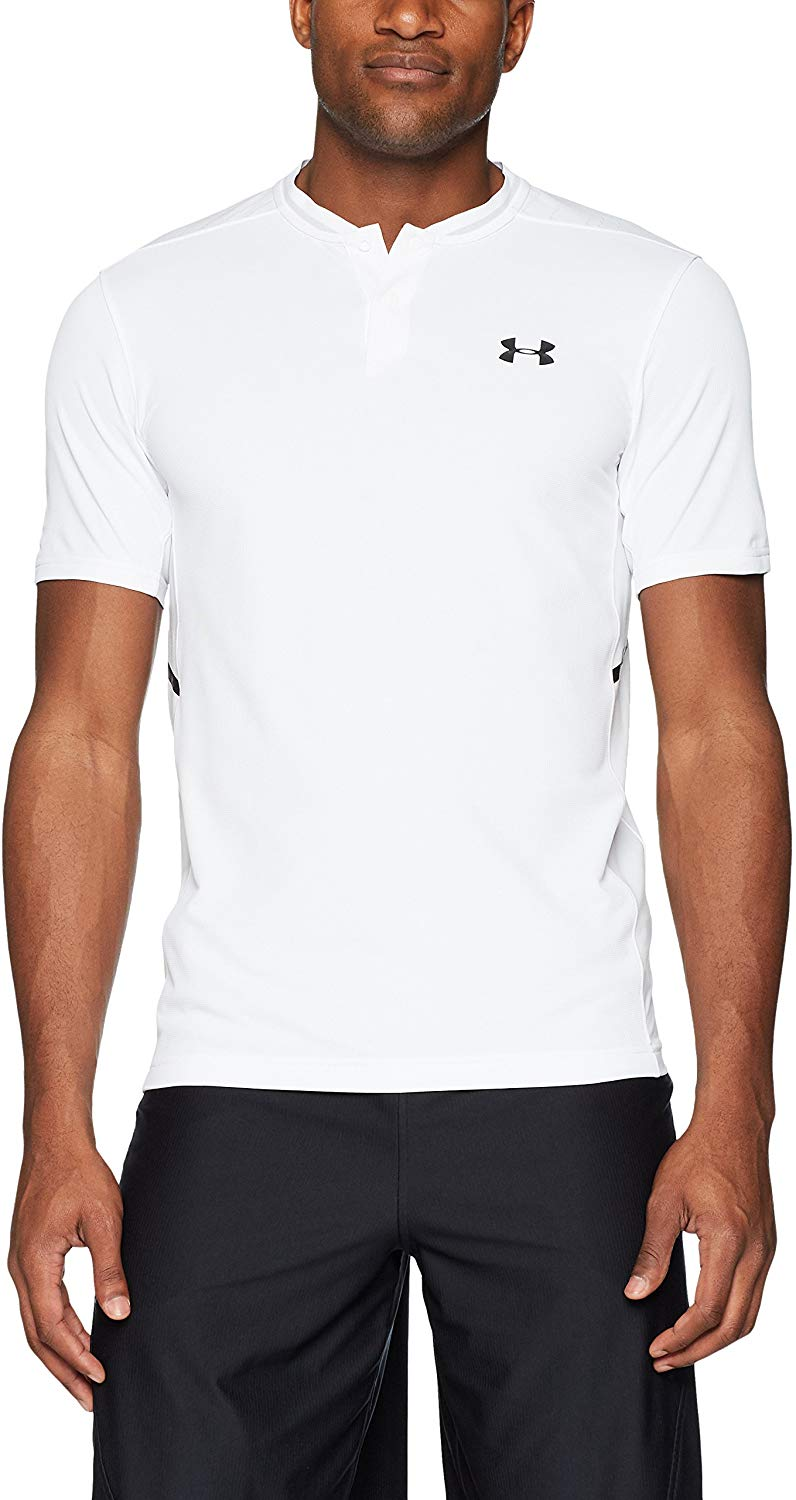 Under Armour Mens Forge Polo