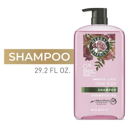 Herbal Essences Rose Hips Smooth Shampoo, 29.2 fl oz Clairol Herbal Essences Fruit