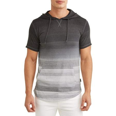 Ocean Current Men's Carbon Short Sleeve Knit Hoodie ()