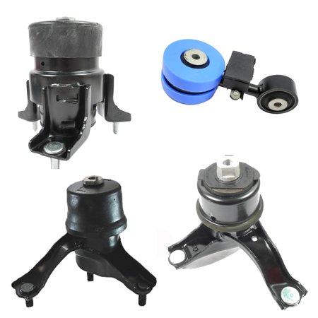 For 07-11 Toyota Camry 2.4L Auto Engine Motor & Transmission Mount MK4274SD 4207 4211 62009 Set 07 08 09 10