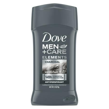 Dove Men+Care Elements Antiperspirant Deodorant Stick Charcoal (Dove Men Care Clean Comfort Antiperspirant Deodorant)