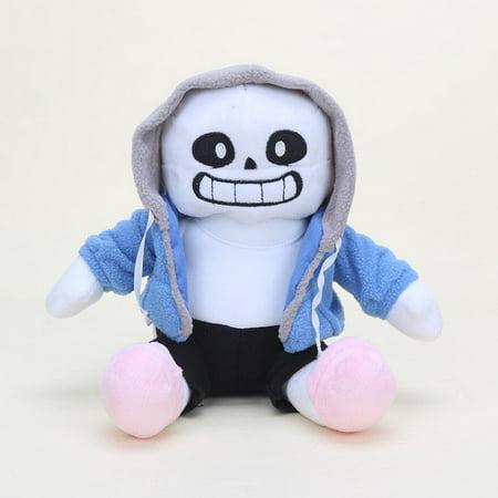 Undertale Snowdin Halloween (Undertale Sans Plush Stuffed Doll 22cm Toy Hugger Cushion Cosplay Toy)