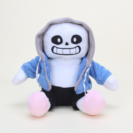 Undertale Sans Plush Stuffed Doll 22cm Toy Hugger Cushion Cosplay Toy Gift - Baby Cosplay Ideas