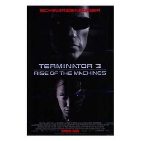 Posterazzi MOV216175 Terminator 3 Rise of the Machines Movie Poster - 11 x 17 in. - image 1 de 1