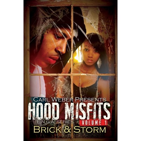 Carl Edwards Hood (Hood Misfits Volume 1 : Carl Weber)