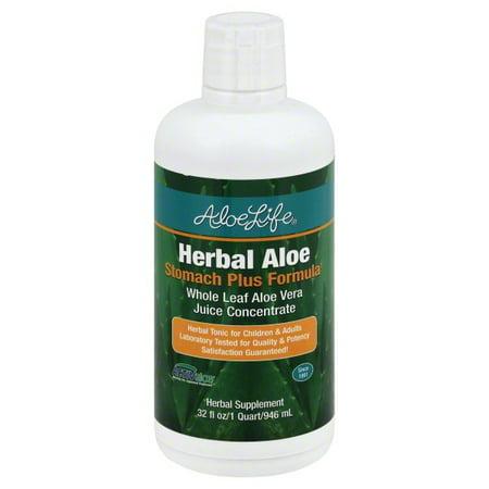 Aloe Life Aloe Life  Aloe Vera Juice Concentrate, 32
