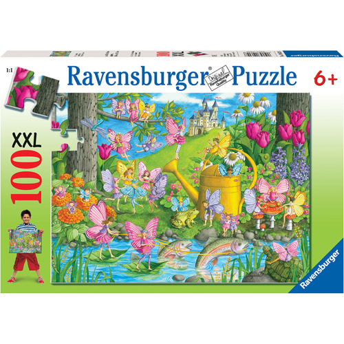 Ravensburger Fairy Playland Puzzle, 100 Pieces