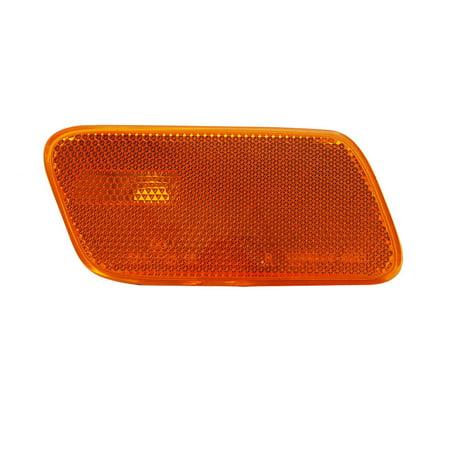 NEW RIGHT SIDE MARKER LIGHT FITS MERCEDES BENZ E320 SEDAN 2000-02 2108201321 2108200821 210 820 13 21 210-820-13-21 MB2570104
