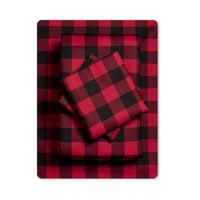 Mainstays Flannel Sheet Set