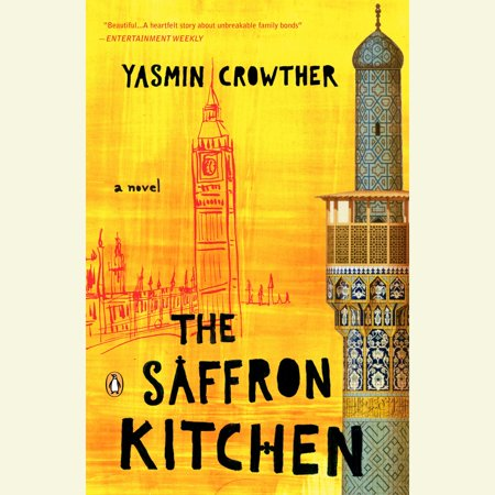 The Saffron Kitchen - Audiobook (Best Quality Saffron In The World)