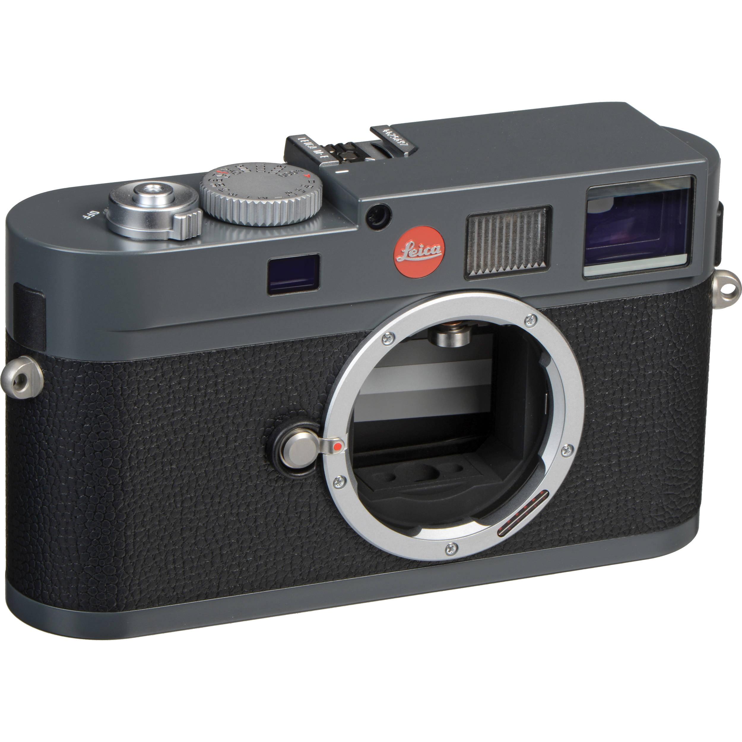 Leica M-E Digital Rangefinder Camera by Leica