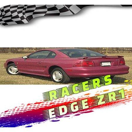 RacersEdgeZR1 1994-1997 Ford Probe Custom Style ABS Spoilers RE3N-6 - Ford Probe Spoiler