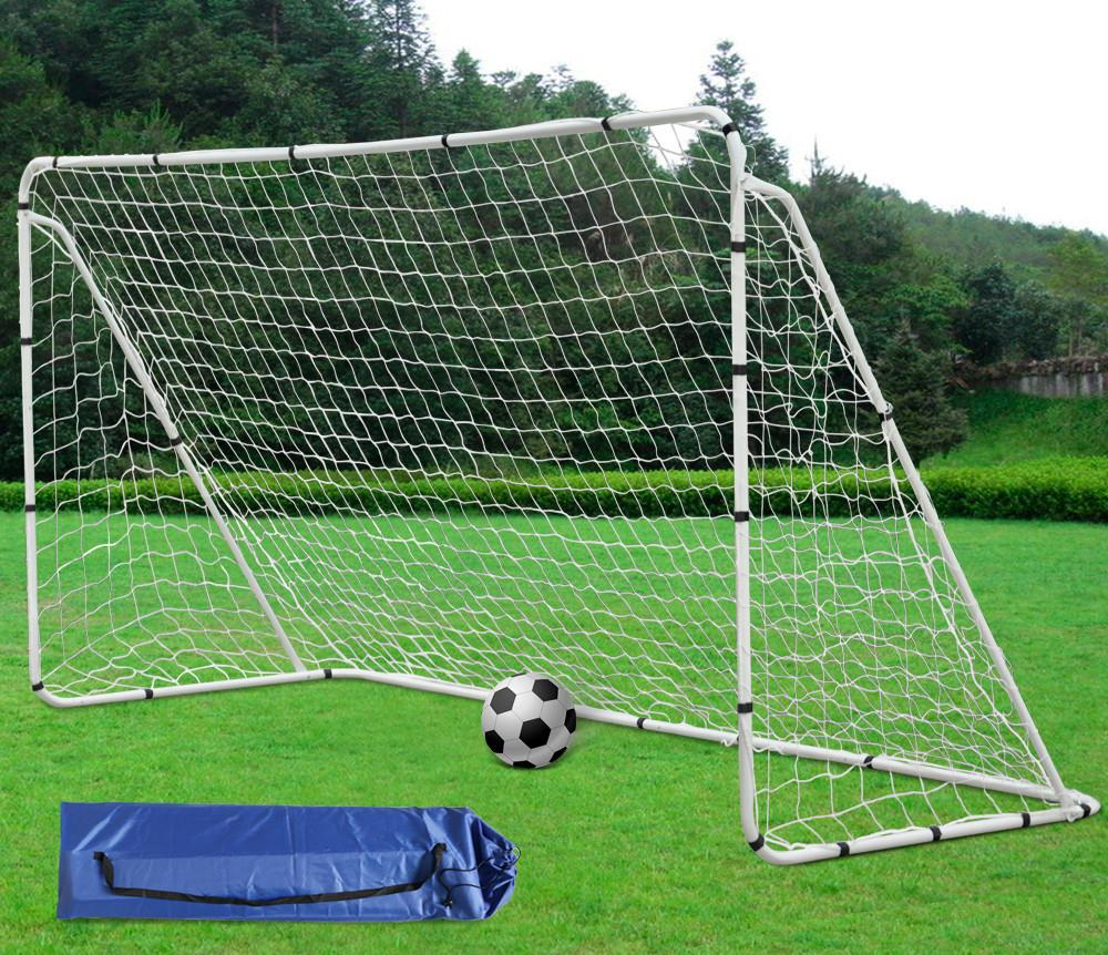 Yaheetech 12' x 6' Professional Soccer Goal With Net