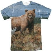Wild Wings Autumn Splendor (Front Back Print) Mens Sublimation Shirt