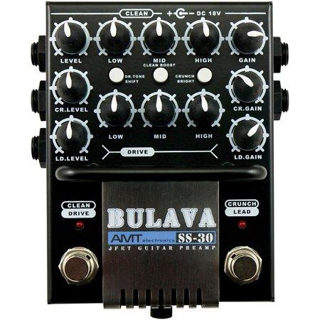 AMT Electronics SS-30 BULAVA 3-Channel Guitar Preamp](amt electronics ss 20 guitar preamp)