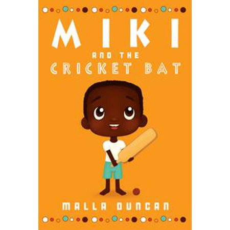 Miki and the Cricket Bat - eBook