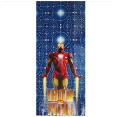 Iron Man 2  Cello Favor Bags w/ Twist Ties (16ct)](Birthday Iron Man)