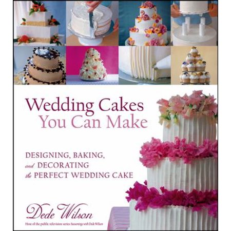 how to make the perfect wedding cake