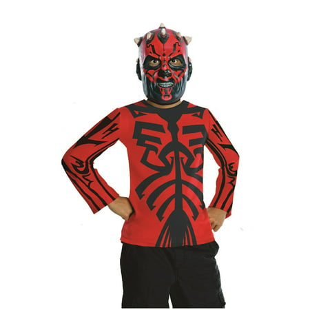 Darth Maul Costumes For Kids (Boys Star Wars Darth Maul Halloween)
