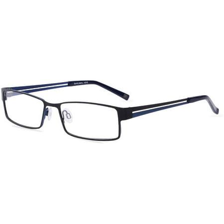 Randy Jackson Mens Prescription Glasses, 1015 Black