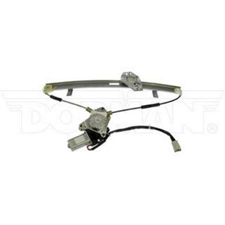 Dorman 741-766 Power Window Regulator & Motor Assembly for
