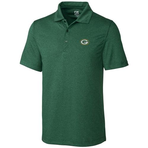 Green Bay Packers Cutter & Buck Chelan DryTec Polo - Green