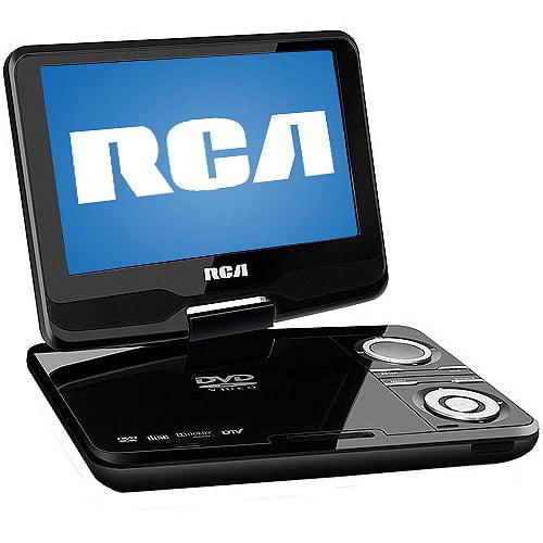 """RCA 9"""" ATSC/DVD TV Combo"""
