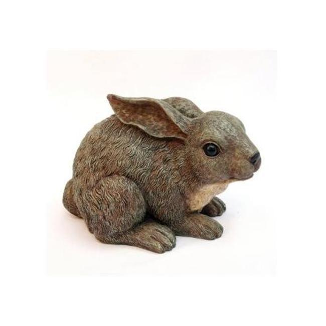 Michael Carr Baby Rabbit Resin Statue