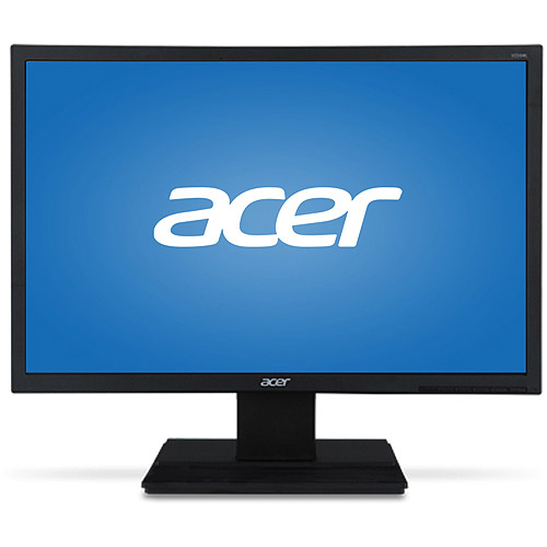 "Acer Professional Series 19"" Widescreen LCD Monitor (V196WL bd Black)"