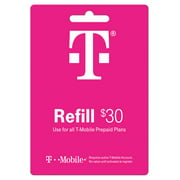 T-Mobile Prepaid $30 e-PIN Top Up (Email Delivery)