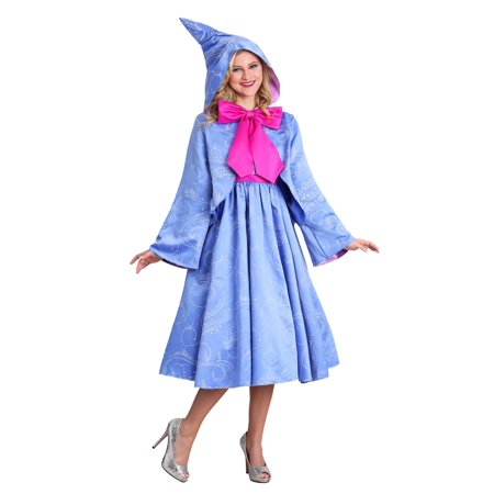 Adult Plus Size Fairy Godmother Costume](Fairy Godmother Halloween)