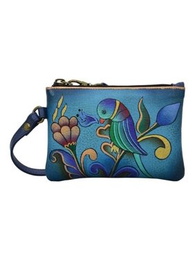 d6e262be12 Product Image Women s ANNA by Anuschka Hand Painted Leather Coin Purse 1828  6