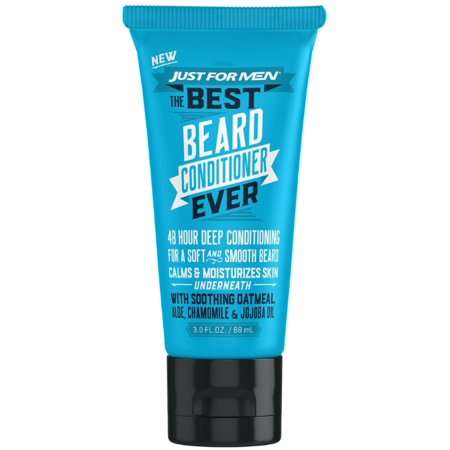 2 Pack - Just For Men, The Best Beard Conditioner Ever 3