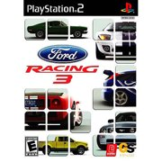 Ford Racing 3 - PlayStation 2