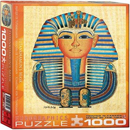 EuroGraphics Egyptian King Tut Mask Puzzle (1000-Piece)