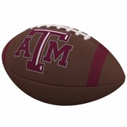 TX A&M Aggies Team Stripe Official-Size Composite Football