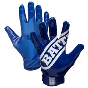 Battle Sports Science Solid Color Football Gloves