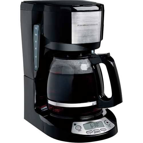 Hamilton Beach 12 Cup Programmable Coffeemaker   Model# 49615