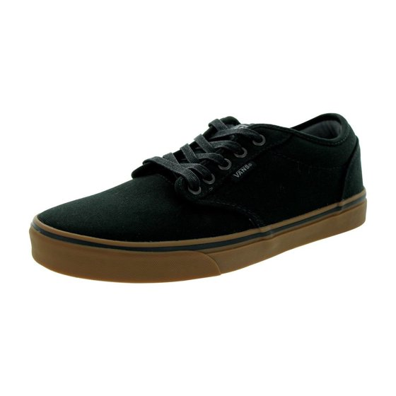 Vans - NEW Men Vans Atwood Black Gum 12 oz Canvas Shoes Sneakers ALL SIZES  - Walmart.com 0a4e3b7d0