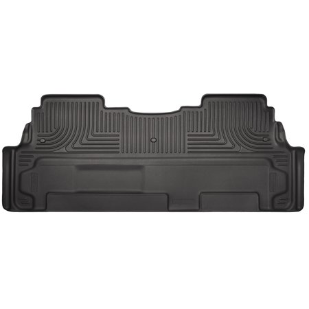 Husky Liners 2nd Seat Floor Liner Fits 08-17 Enclave, 09-17 Trav 2nd Row Bench ()