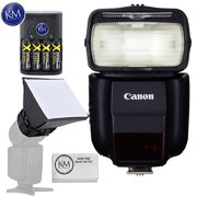 Best Canon Flashes - Canon Speedlite 430EX III-RT Flash with Essential K&M Review