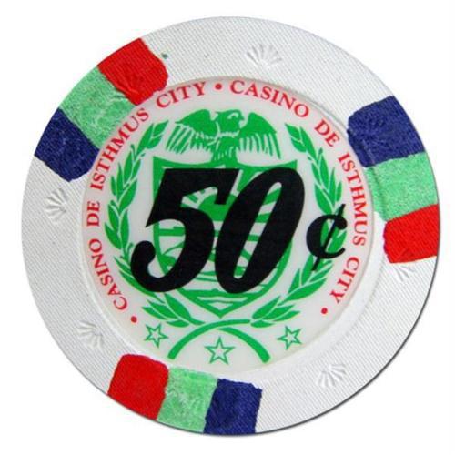 50 CENT JAMES BOND CHIP